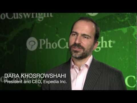 Dara Khosrowshahi, President and CEO, Expedia Inc. - Interview with PhoCusWright