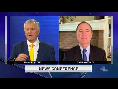 Rep. Schiff on NBC 4: Trump Has Done Nothing to Deter Russia From Attacking the United States