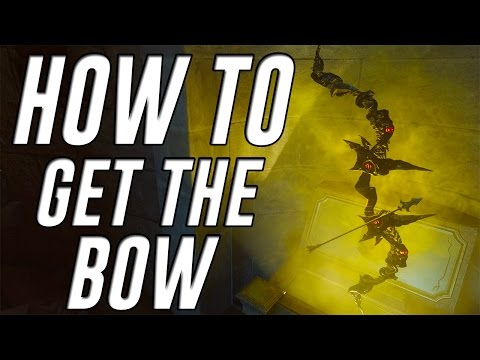 Der Eisendrache How To Get The Bow and Arrow (Black Ops 3 Zombies)