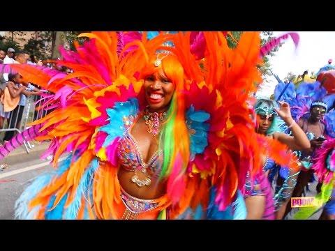 NY Labor Day Carnival Parade 2016 | Boom Mas