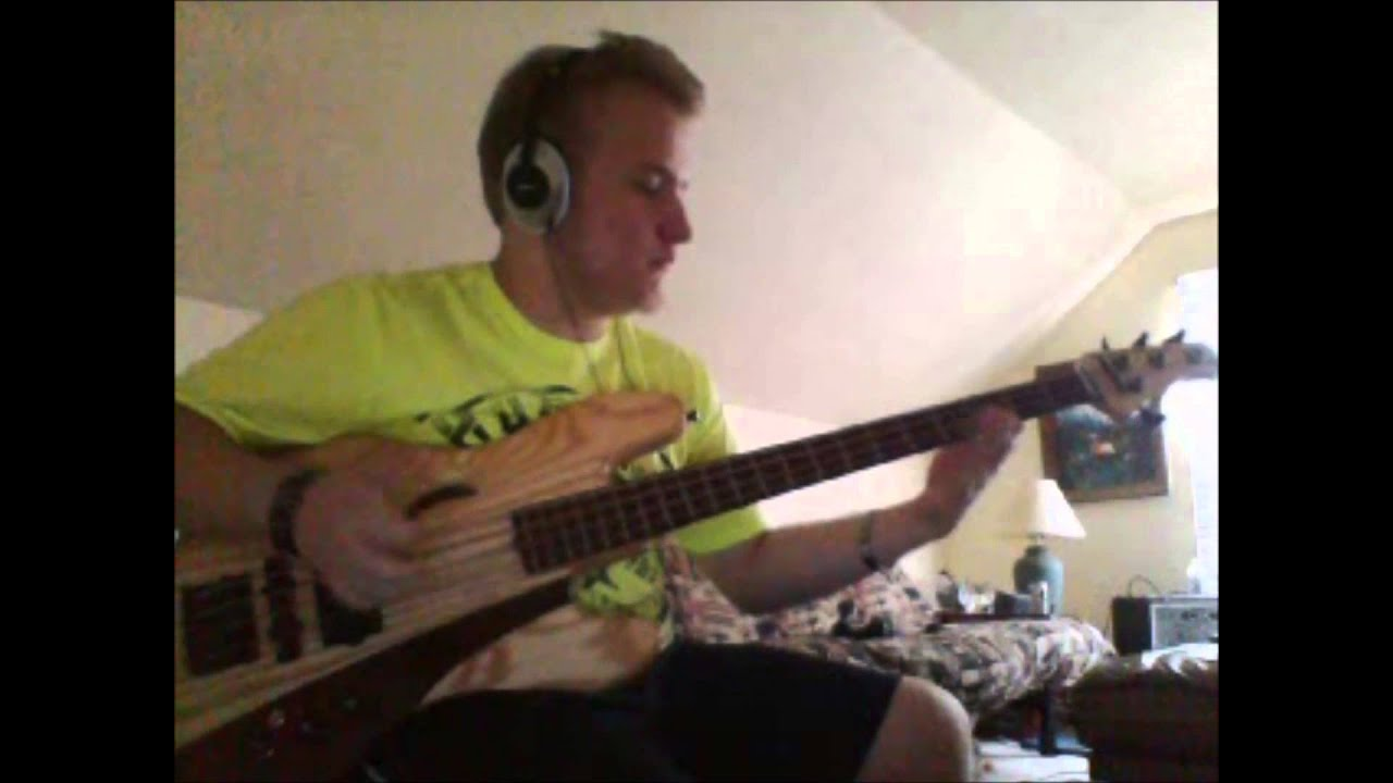Primus Tommy The Cat Bass Cover - Youtube-7975