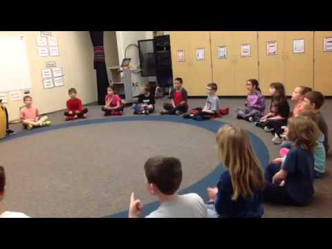 The Eefin' Song (composed by Doug Nichol) South 3rd Graders