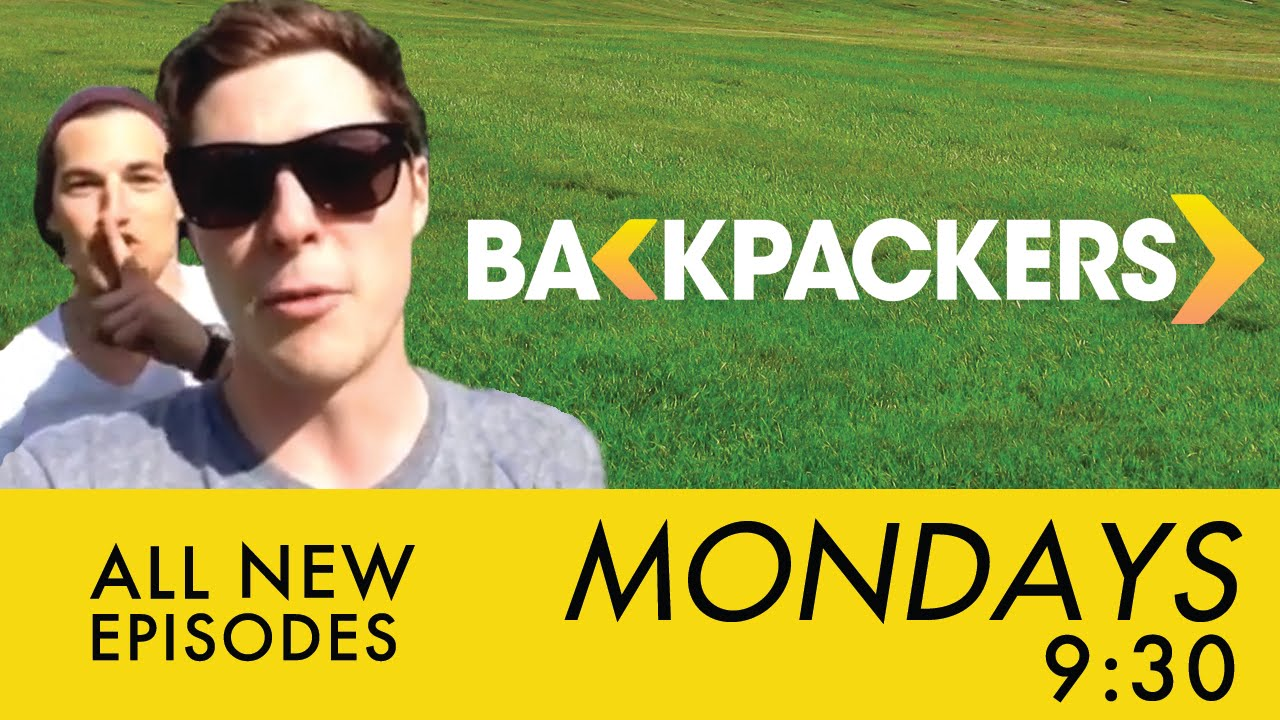 Download Backpackers - Mondays @ 9:30pm on The CW