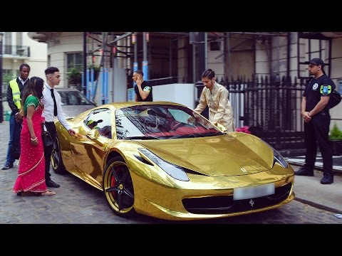 Bollywood GOLD DIGGER PRANK!