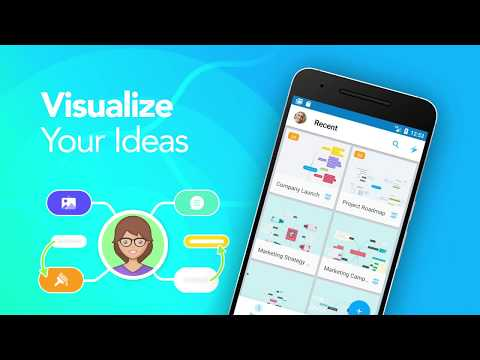 Mind Mapping App by MindMeister