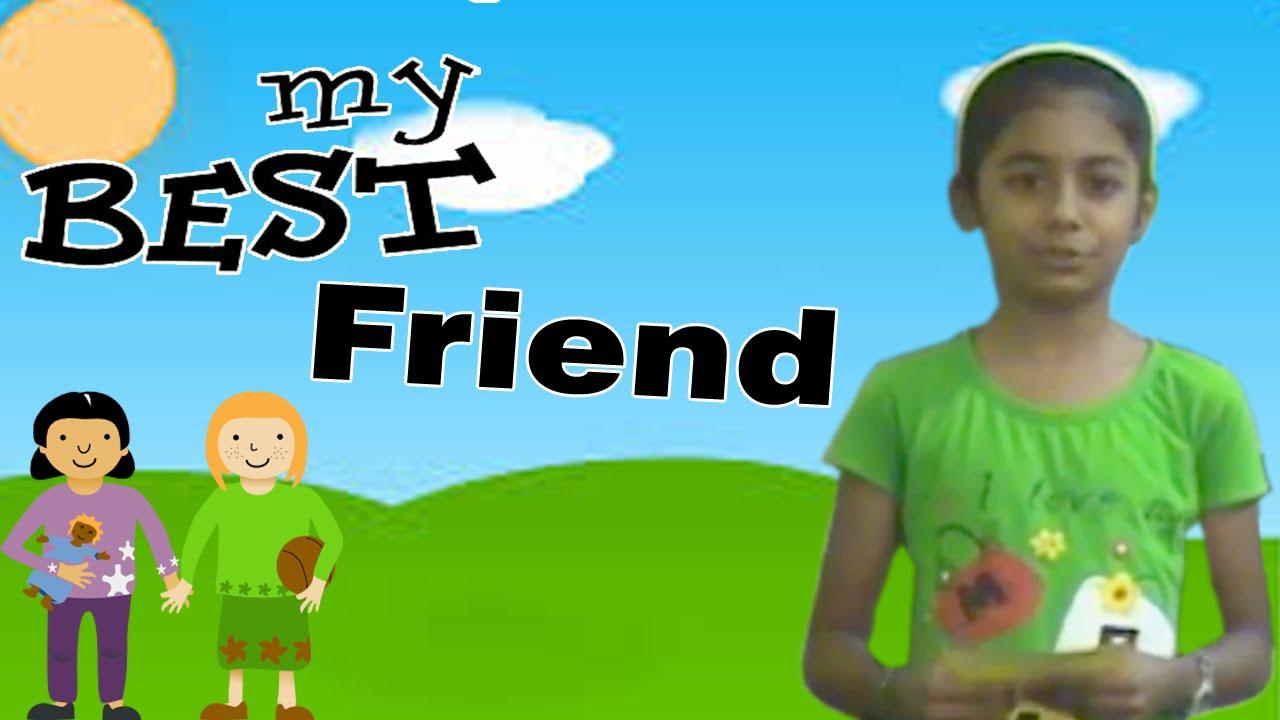 1 minute speech on friendship