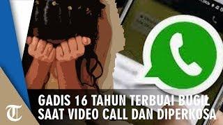 Terbuai Rayuan untuk Bugil saat Video Call, Gadis 16 Malah Diancam dan Diperkosa di Rumah Kosong