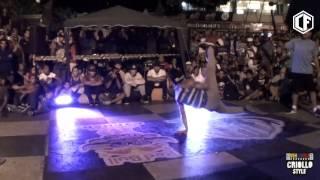 World Power Moves Series Venezuela / Semifinal Nitro vs Boby