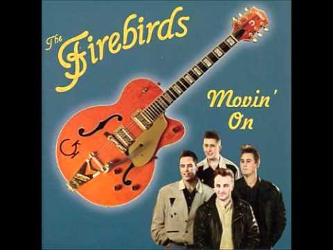 Pretty Little Angel  Eyes - The FireBirds