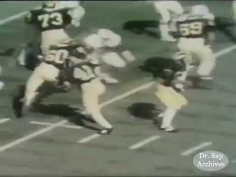 1976 Rob Lytle Season Hilights