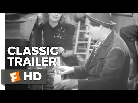 At the Circus (1939) Official Trailer - Marx Brothers Movie HD