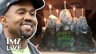 Kanye West's Star-Studded Birthday | TMZ Live