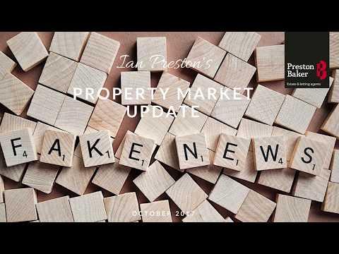 Ian Preston's Yorkshire Property Market Update  October 2017  Preston Baker