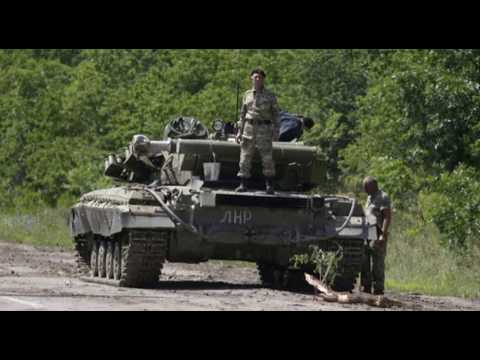 «Чёрный танк»: схватка