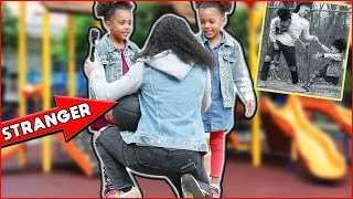 WILL OUR KIDS GO WITH A STRANGER? SOCIAL EXPERIMENT