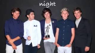 One Direction  C'mon C'mon LYRICS, PICS, NAMES