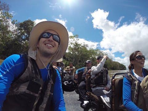 The Ultimate Amazon River Cruise in Peru!