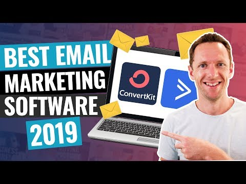 Best Email Marketing Software 2019