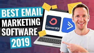Best Email Marketing Software (2019 Review!)