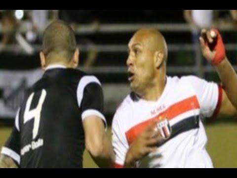 Bragantino 2 x 2 Botafogo-SP, Melhores Momentos - Série C 13/05/2017