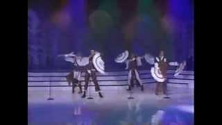 Locomia, agredidos en Siempre en Domingo (1993)