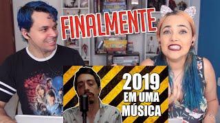 REACT 2019 EM UMA MÚSICA (Inutilismo)