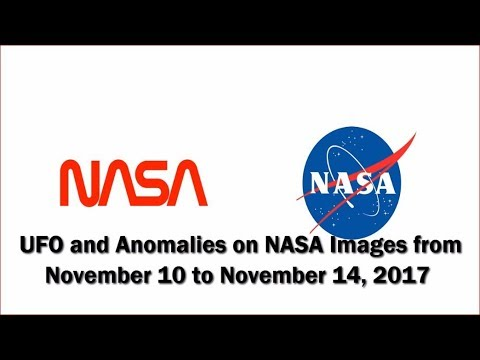 nouvel ordre mondial | UFO and Anomalies on NASA Images from November 10 to November 14, 2017