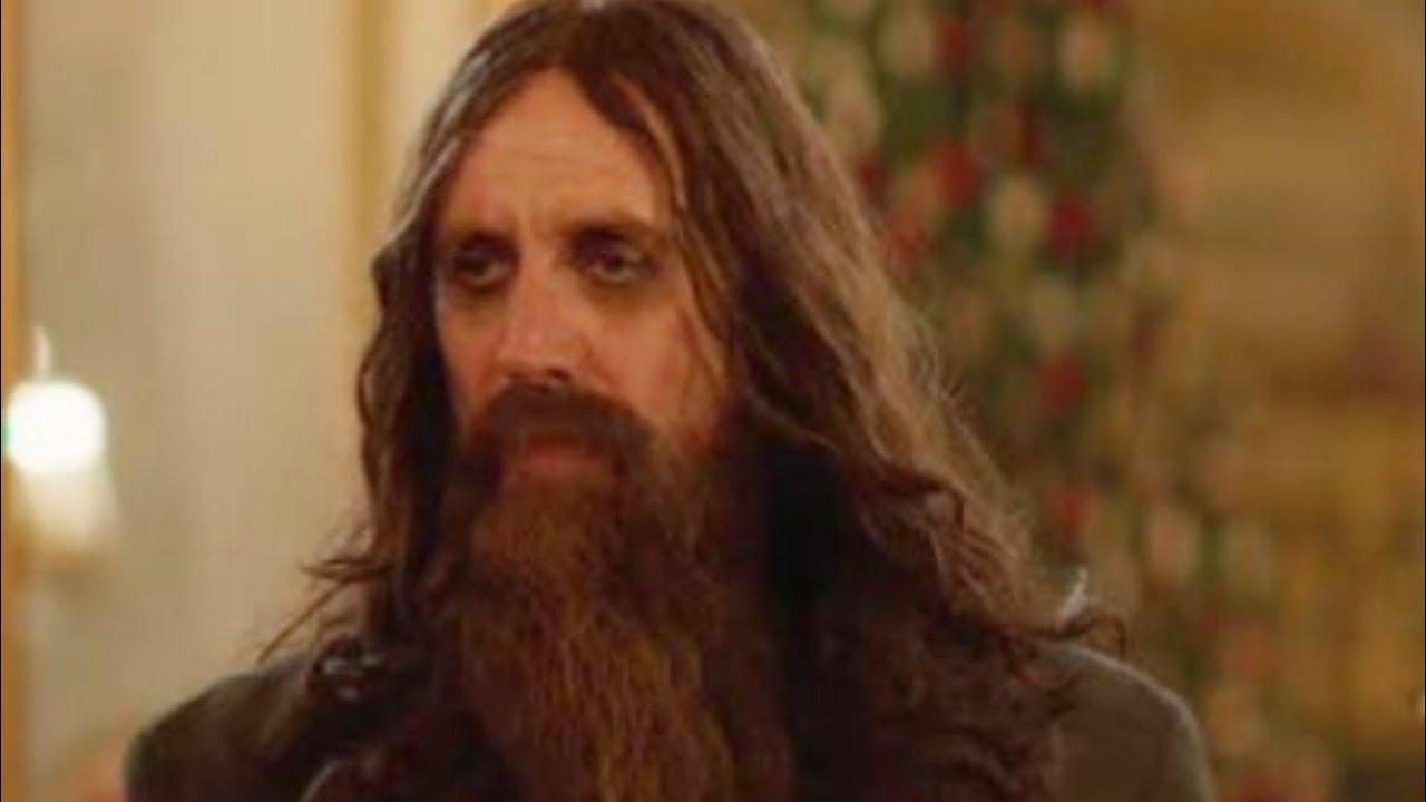 Pelicula Porno Rasputin first look at rhys ifans as grigori rasputin in the first trailer for the movie 'the king's man' 🎬