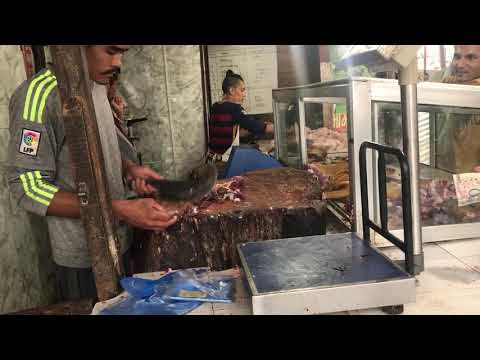 #cuttingmeat #professional-butcher #kathmandu #nepal #viral #quickcutting