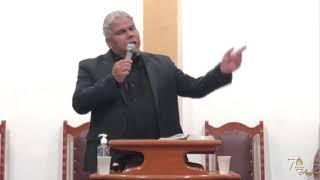Sem Cristo Nada Podeis Fazer (João 15.5) | Rev. Jefferson M. Reinh [1IPJF]