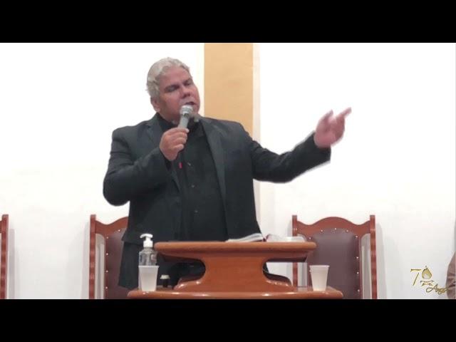 Sem Cristo Nada Podeis Fazer (João 15.5)   Rev. Jefferson M. Reinh [1IPJF]