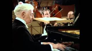 Arthur Rubinstein - Chopin - Piano Concerto No 2 in F minor, Op 21