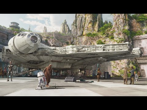 Thumbnail: Disney's Star Wars Hotel Will Be the Ultimate Role Play Experience -- D23 Expo 2017