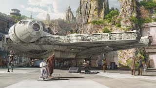 Disney's Star Wars Hotel Will Be the Ultimate Role Play Experience -- D23 Expo 2017