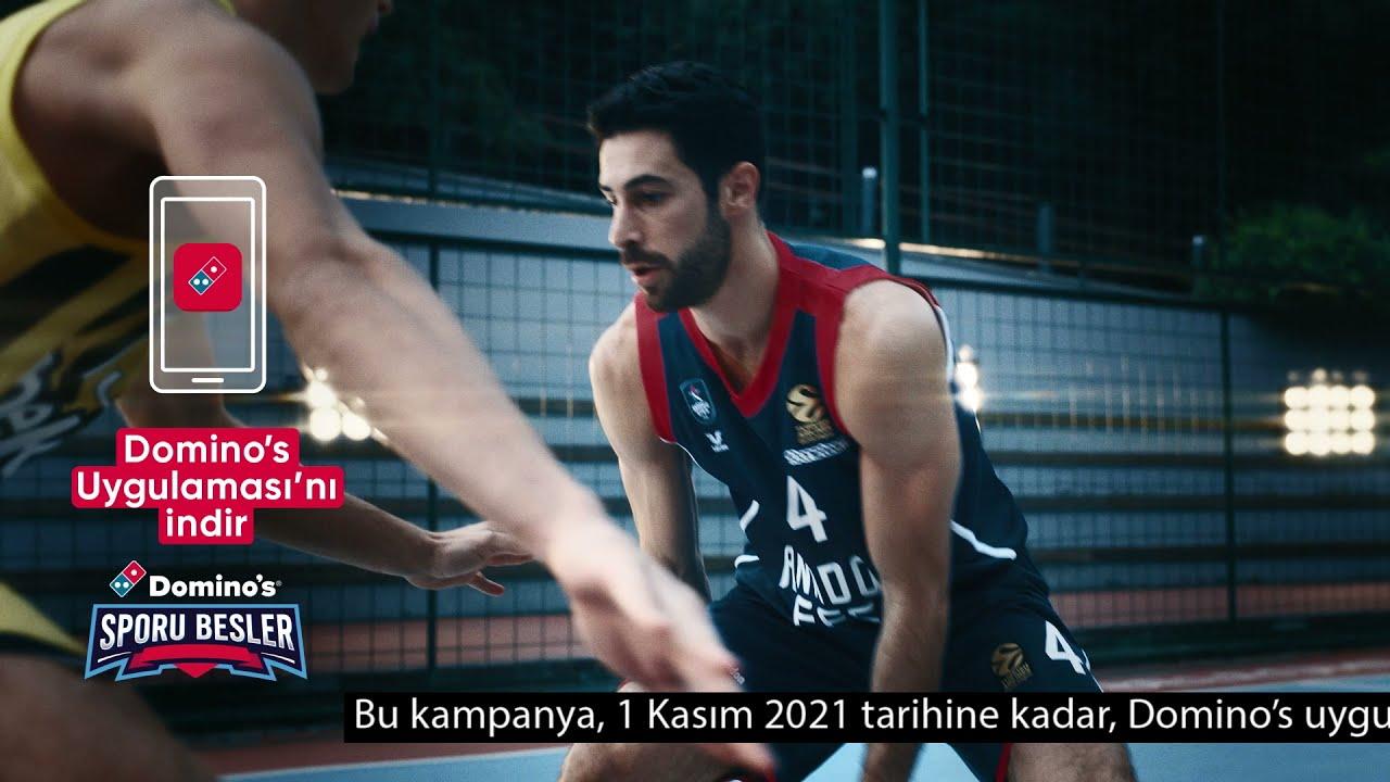 Euroleague'de Domino's'la Ye-Kazan