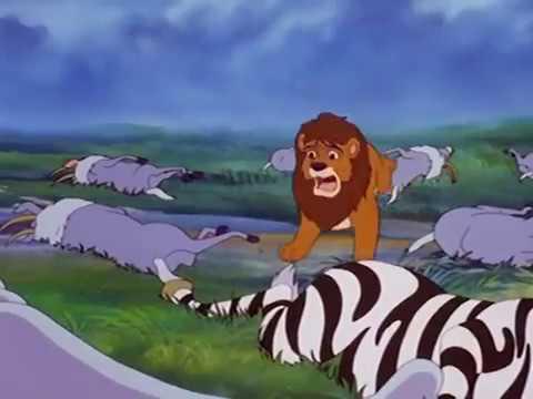 Σίμπα ο Βασιλιάς των Λιονταριών - ep. 35 / Simba The King Lion - GR
