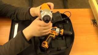 Triton T12TP Набор: дрель-шуруповёрт и гайковерт