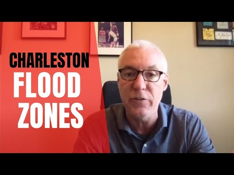 Real Estate Minutes With Bob - Flood Zones In Charleston SC