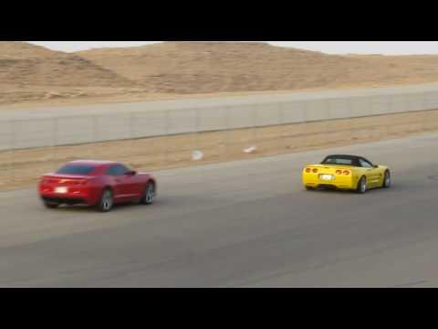 2010 Camaro SS VS Corvette C5 LS1
