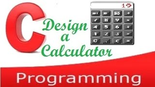 How to create a simple calculator in C programming(, 2015-07-21T15:07:11.000Z)