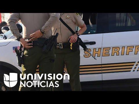 Continúa la polémica por la lista Brady que vincula a unos 300 miembros del alguacil de Los Ángeles