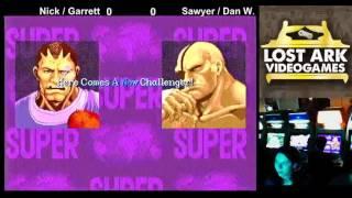 Super Street Fighter II Turbo - Team Tournament (doubles) @ 7 11/7