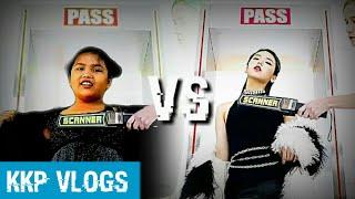 Philippines (KKP VLOGS) ITZY : Dalla Dalla MV Parody   COMPARISON