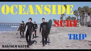 Oceanside California Surfing