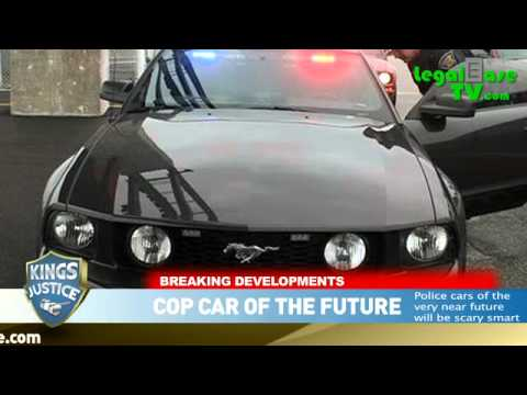 civil rights lawyers | Cop Car of the Future | Kings Justice | LegalEase TV