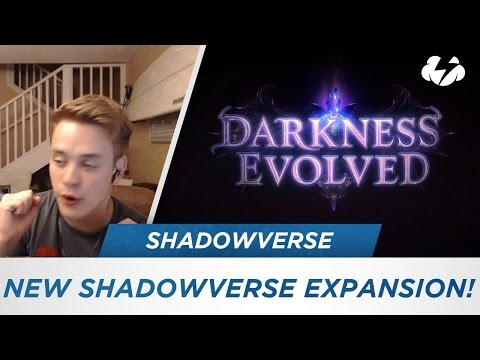 New Shadowverse Expansion! (Card pack opening and arena game) [Sponsored]