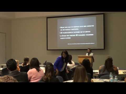 "Dr. Rana Al-Qusairi - ""Beyond Borders"" Full Presentation, July 20th, 2017"