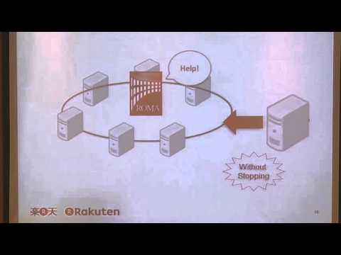 RubyConf Taiwan 2015-LT-02 Hiroaki Iwase:Ruby based Distributed Key Value Store ROMA
