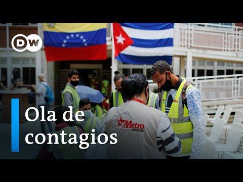 Cuba: récord de casos y crisis sanitaria