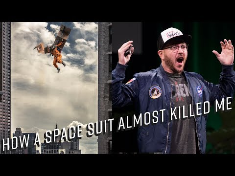 How a spacesuit almost killed me (3 times)